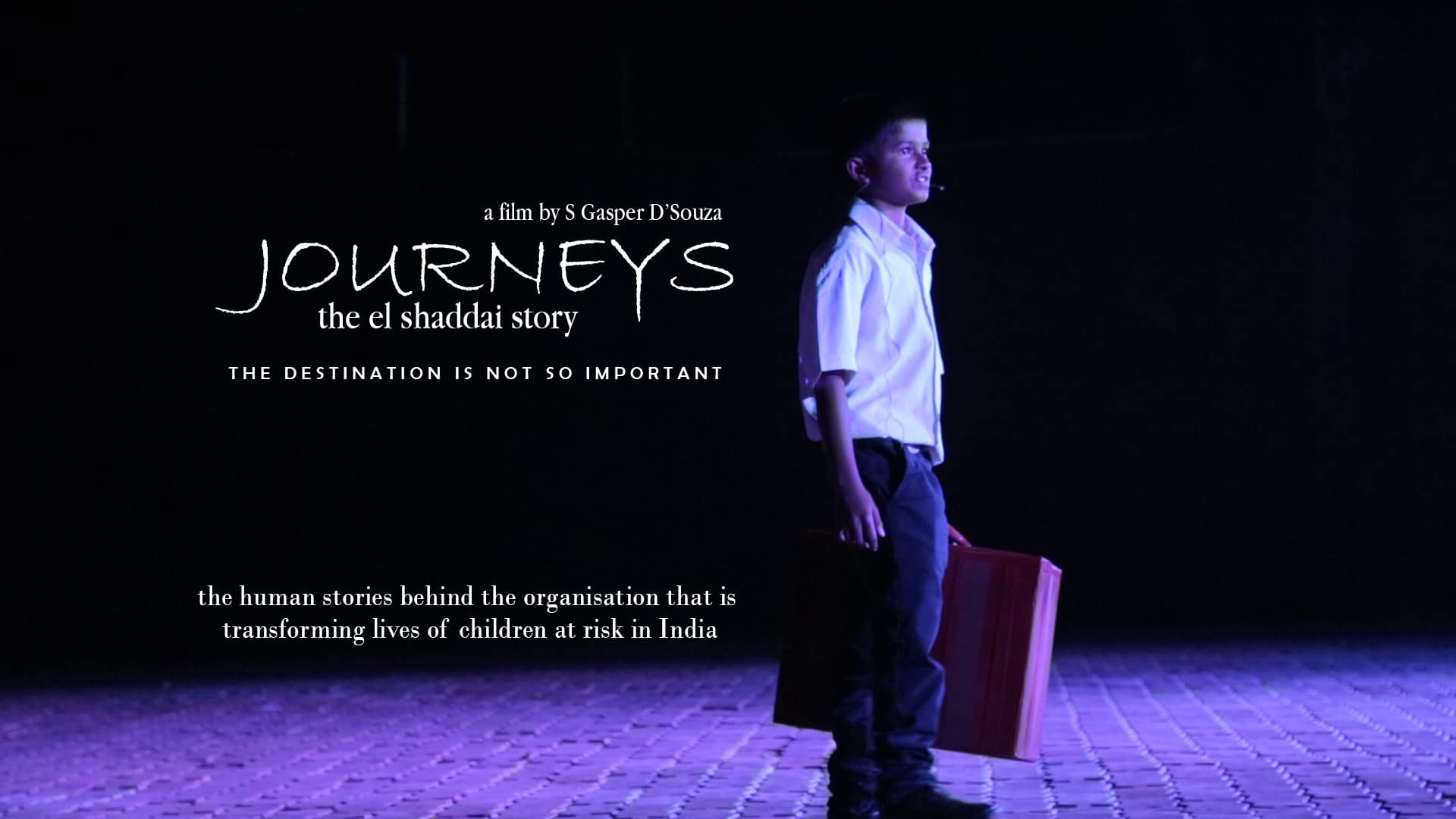 Journeys – the documentary