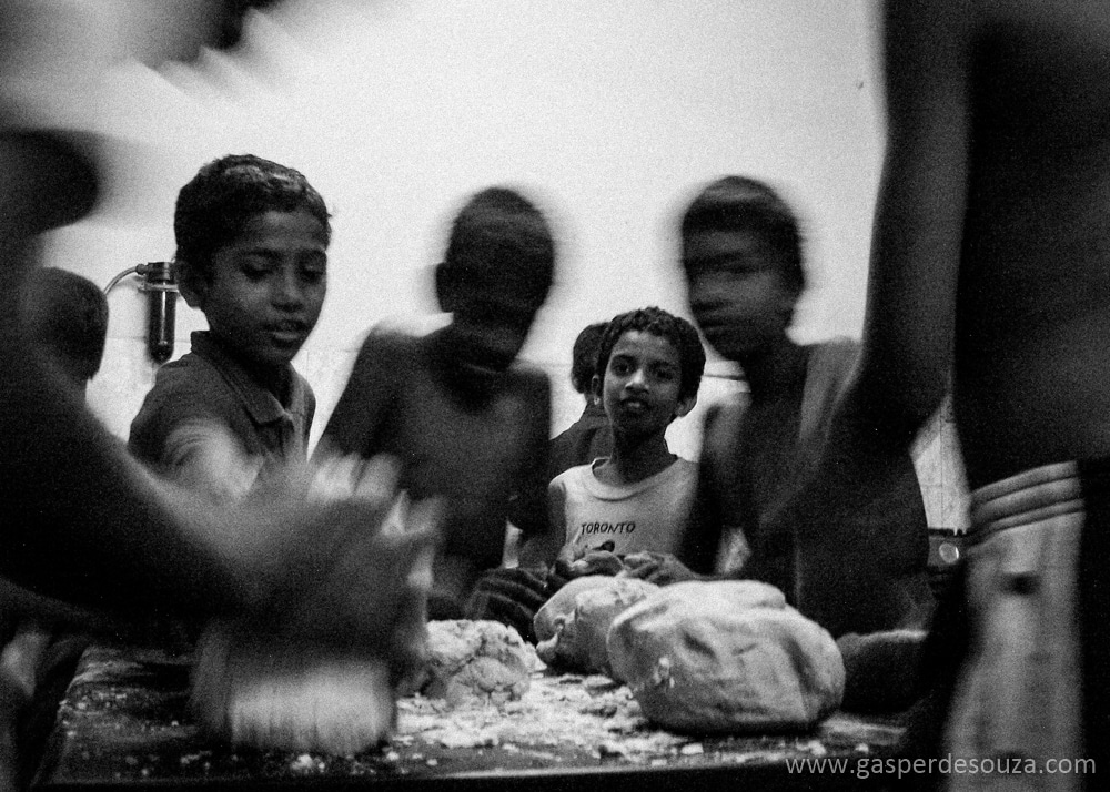 Second Chance: Street kids in Goa