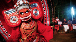 Keeping the Ancient Practice of Theyyam Alive in Kerala
